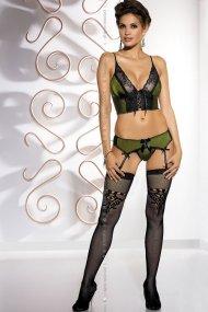 Obsessive Foxtrot stockings