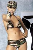 Obsessive Soldier Bikini