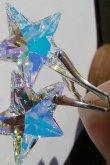 Swarovski Star Crystal AB kolczyki - Foto nr 3